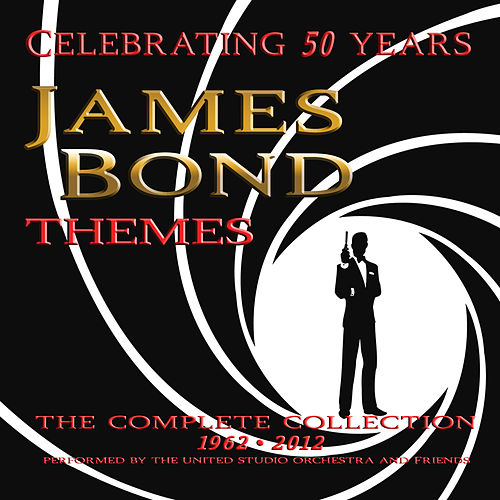 James Bond Themes: The Complete Collection 1962-2012 von Various Artists