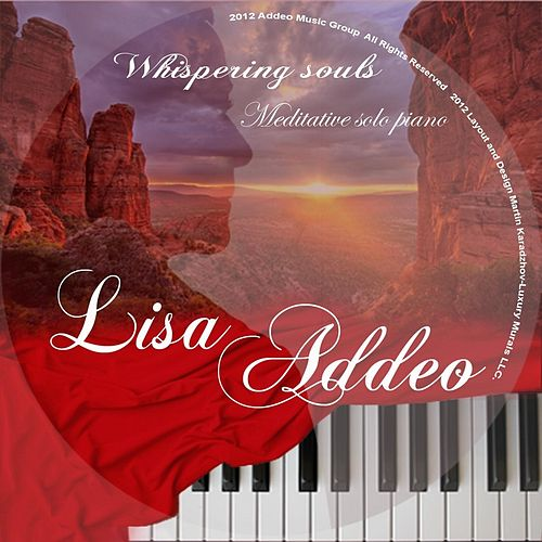 Whispering Souls de Lisa Addeo