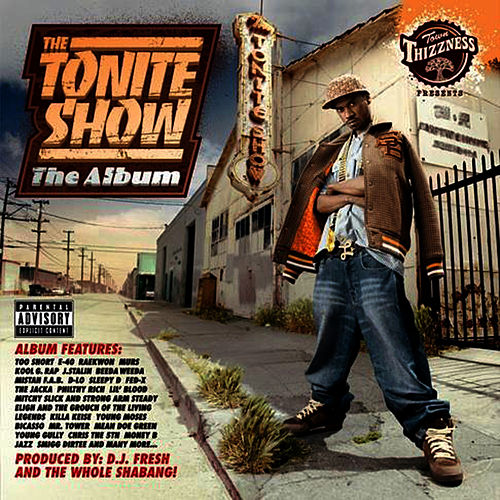 The Tonite Show The Album by DJ.Fresh