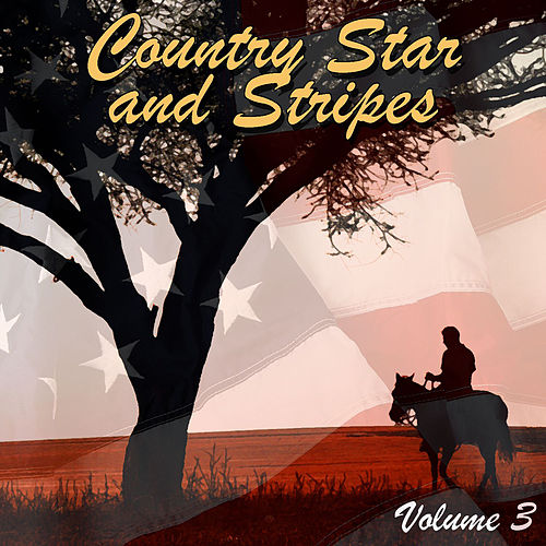 Country Star and Stripes Vol. 3 de Various Artists