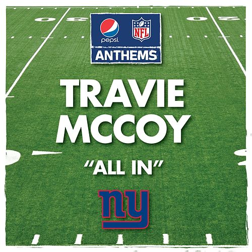 All In (New York Giants' Anthem) de Travie McCoy