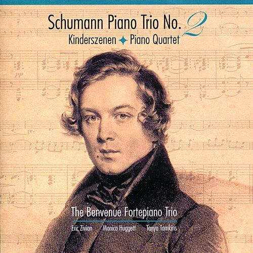 Schumann: Piano Trio No. 2, Kinderszenen, Piano Quartet by The Benvenue Fortepiano Trio