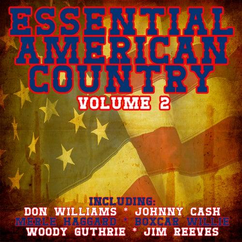 Essential American Country  Vol.2 de Various Artists