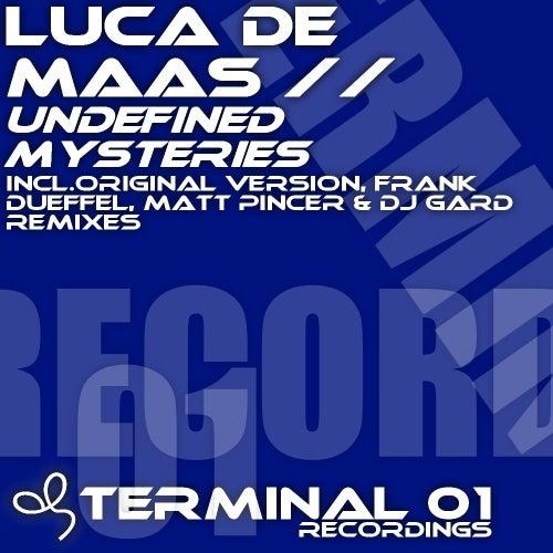 Undefined Mysteries von Luca De Maas