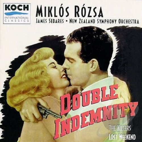 Double Indemnity de Miklos Rozsa