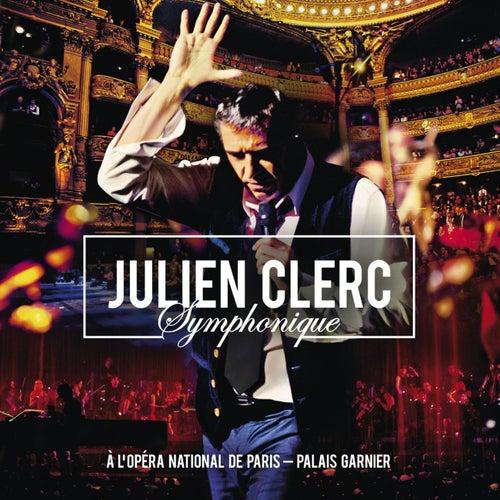 Julien Clerc Symphonique - À l'Opéra National de Paris - Palais Garnier de Julien Clerc