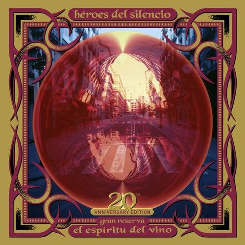 El Espíritu del Vino-20th Anniversary Edition de Heroes del Silencio