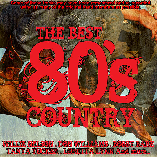 The Best 80's Country 80's Country von Various Artists