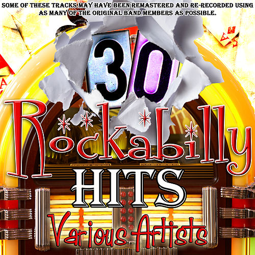 30 Rockabilly Hits de Various Artists