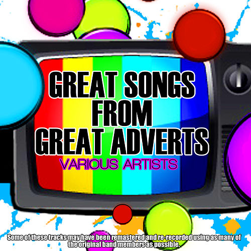 Great Songs From Great Adverts de Various Artists