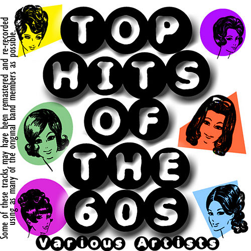 Top hits of the 60's de Various Artists