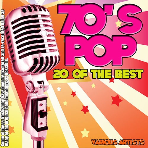 70's Pop - 20 Of The Best de Various Artists