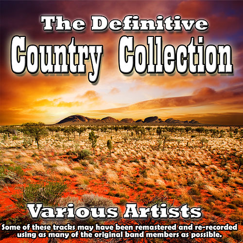 The Definitive Country Collection de Various Artists
