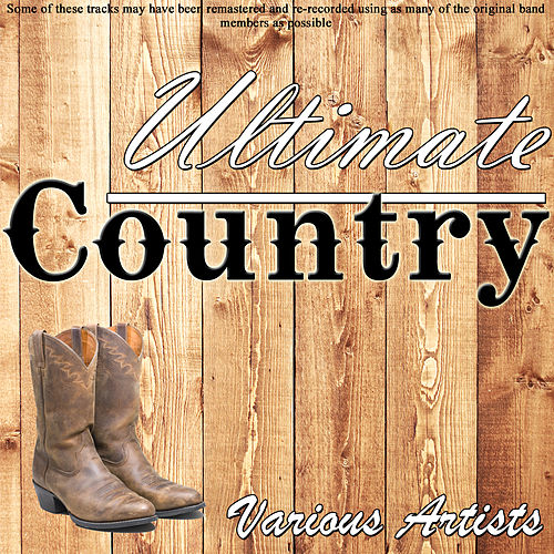 Ultimate Country de Various Artists
