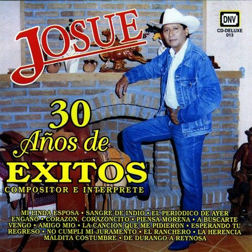 30 Años de Exitos by Josue
