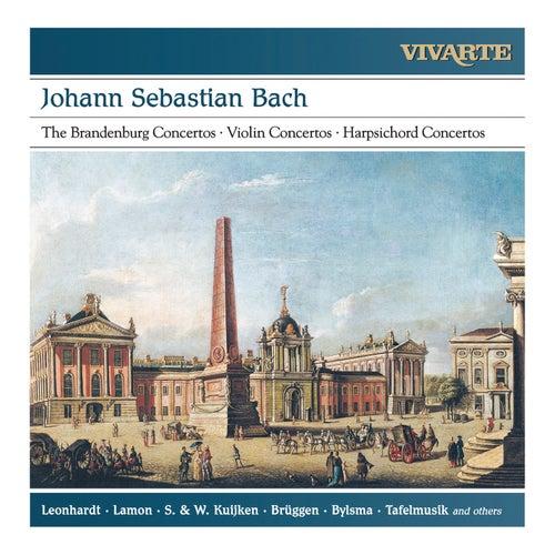Bach: The Brandenburg Concertos; Violin Concertos BWV 1041-1043 & 1064R; Harpsichord Concerto BWV 1052 by Various Artists