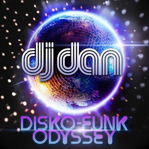Disco Funk Odyssey DJ Mix de DJ Dan