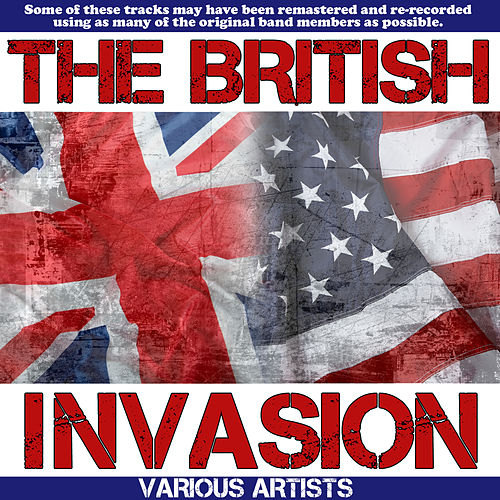 The British Invasion de Various Artists