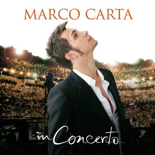 In concerto di Marco Carta