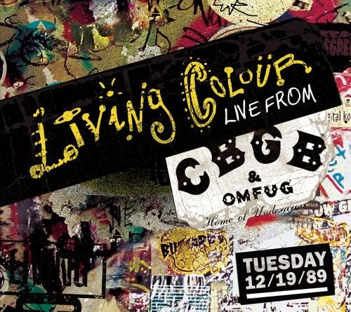 Live From Cbgb's de Living Colour