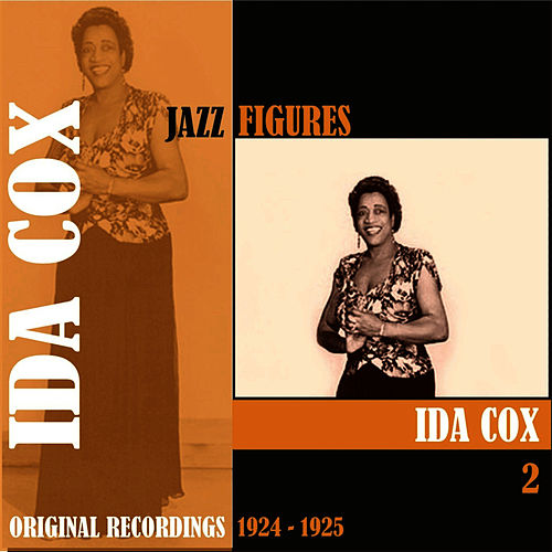 Jazz Figures / Ida Cox, (1924 - 1925), Volume 2 by Ida Cox