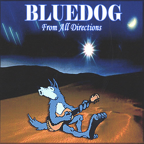 From All Directions de Blue Dog