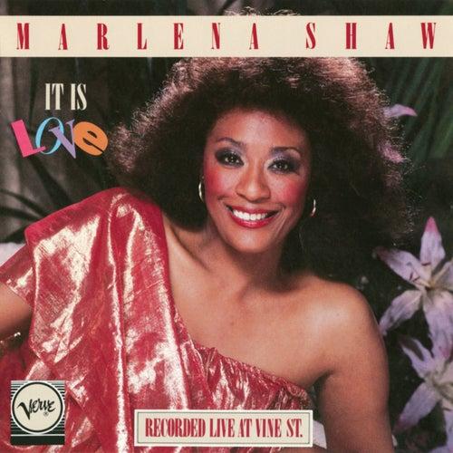 It Is Love by Marlena Shaw