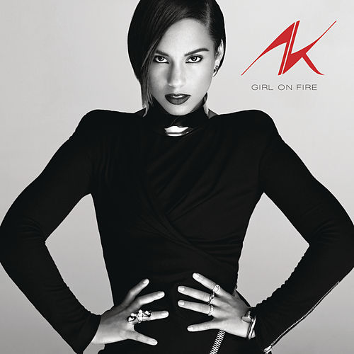 Girl On Fire van Alicia Keys
