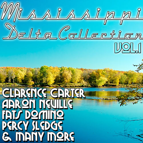 Mississippi Delta Collection Vol 1 by Various Artists