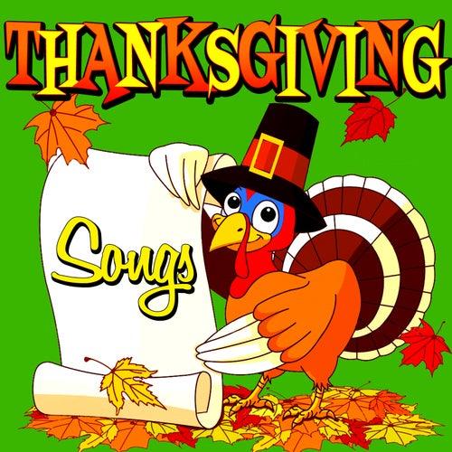 Thanksgiving Songs de Various Artists