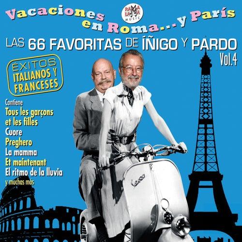 Las 66 Favortias de Íñigo y Pardo Vol. 4 von Various Artists