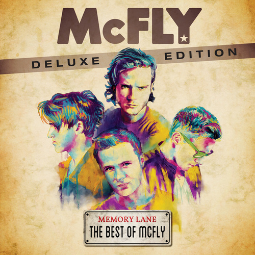 Memory Lane  (The Best Of McFly) (Deluxe Edition) by McFly
