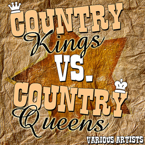 Country Kings vs. Country Queens de Various Artists