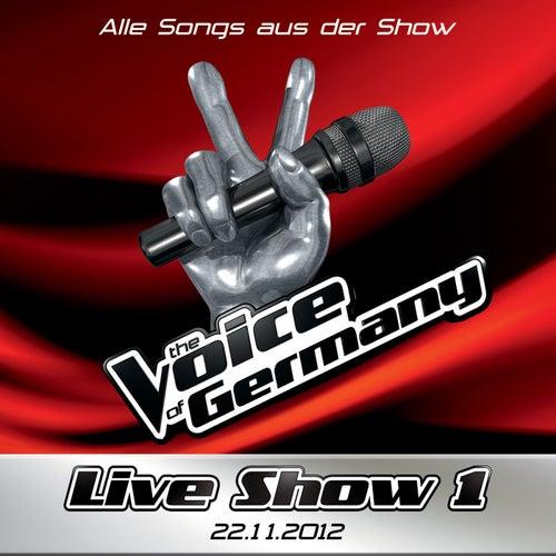 22.11. - Alle Songs aus der Liveshow #1 von Various Artists