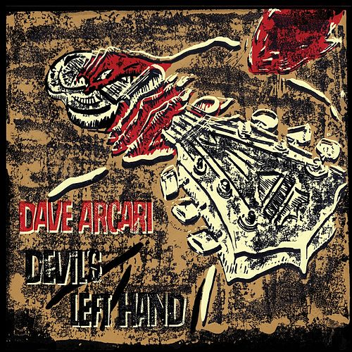 Devil's Left Hand - EP by Dave Arcari