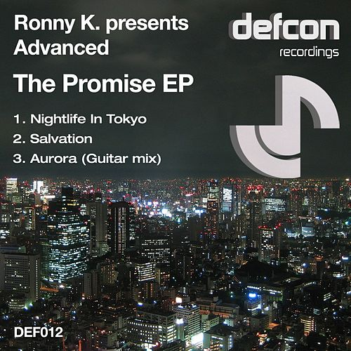 The Promise (Ronny K. Presents) - Single by Advanced