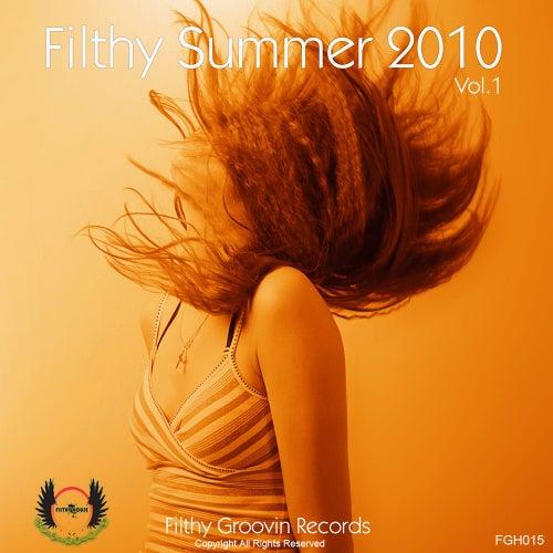 Filthy Summer 2010 - EP de Various Artists