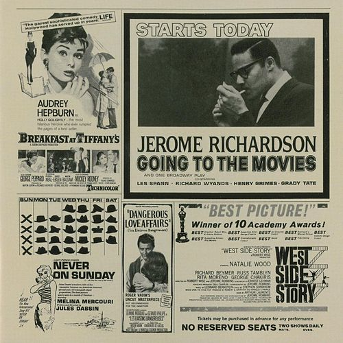 Going to the Movies de Jerome Richardson