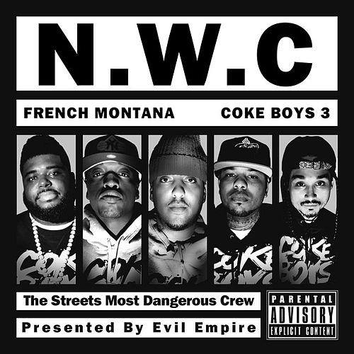 Coke Boys 3 de French Montana