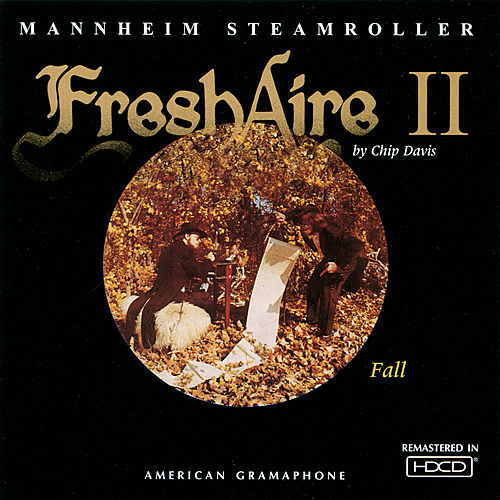 Fresh Aire Ii by Mannheim Steamroller