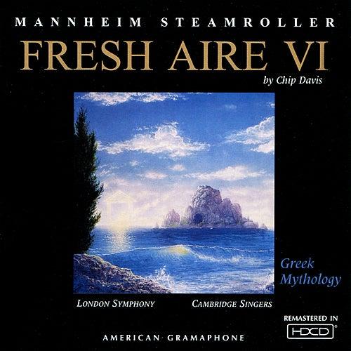 Fresh Aire Vi de Mannheim Steamroller