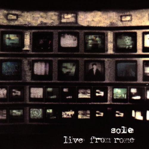 Live From Rome von Sole