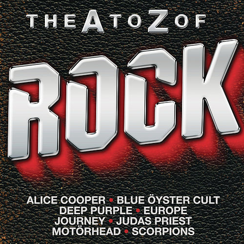 The A to Z of Rock by Various Artists