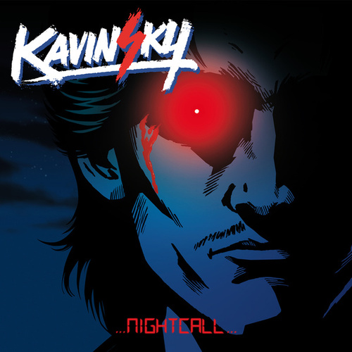 Nightcall by Kavinsky