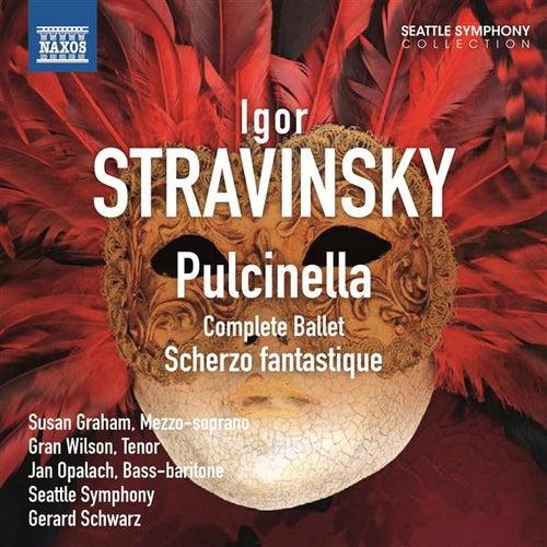 Stravinsky: Pulcinella - Scherzo fantastique von Various Artists