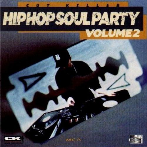 Hip-Hop Soul Party, Vol. 2 de Dj Cut Killer