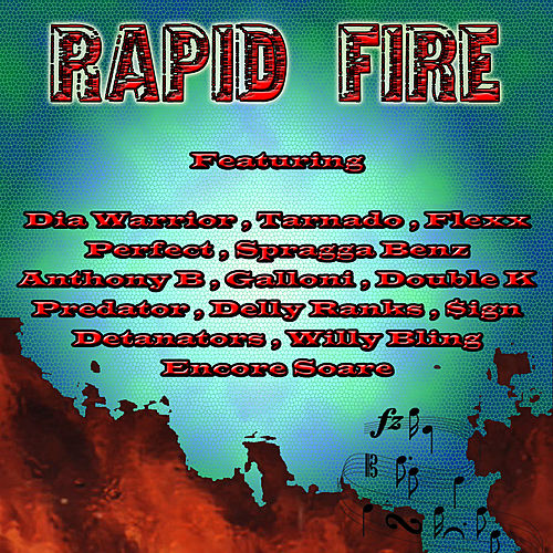 Rapid Fire by Various Artists