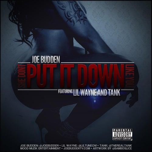 She Don't Put It Down (feat. Lil Wayne, Tank) de Joe Budden