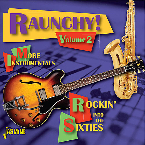 Rauchy! Vol. 2: Rockin' Into the Sixties by Various Artists