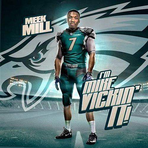 Im Mike Vickin It de Meek Mill